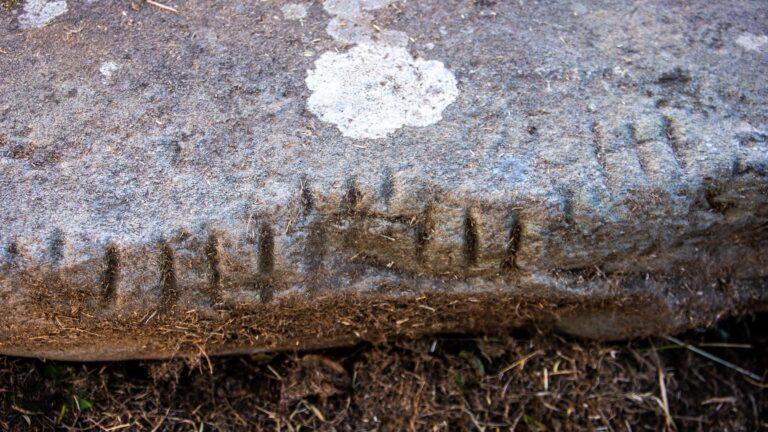 lamogue ogham stone